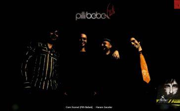 Pilli Bebek - Haram Geceler Şarkı Sözleri