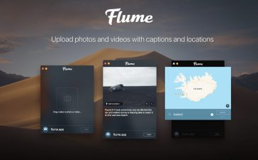 Flume Instagram for Mac OS X