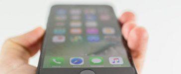 iPhone 7 Yeniden Başlatma